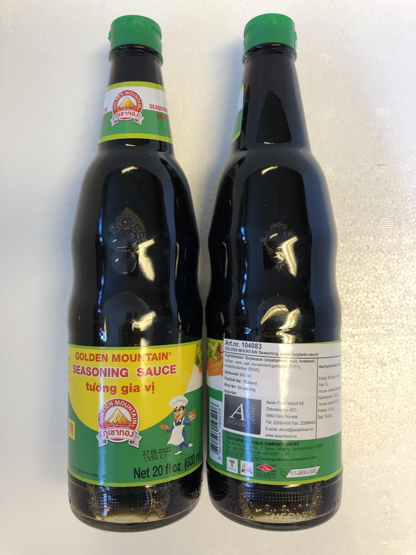 'GOLDEN MOUNTAIN Seasoning Sauce 600ml