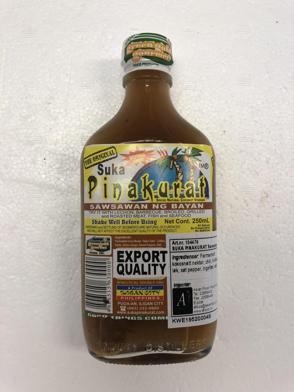 SUKA PINAKURAT Vinegar 250ml