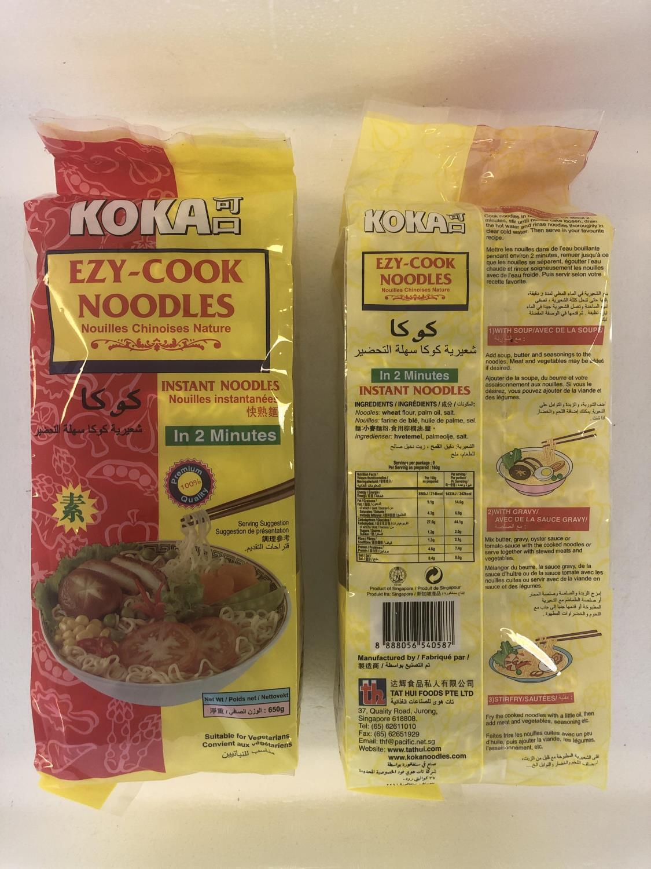 'KOKA Ezy-Cook Noodles 650gr