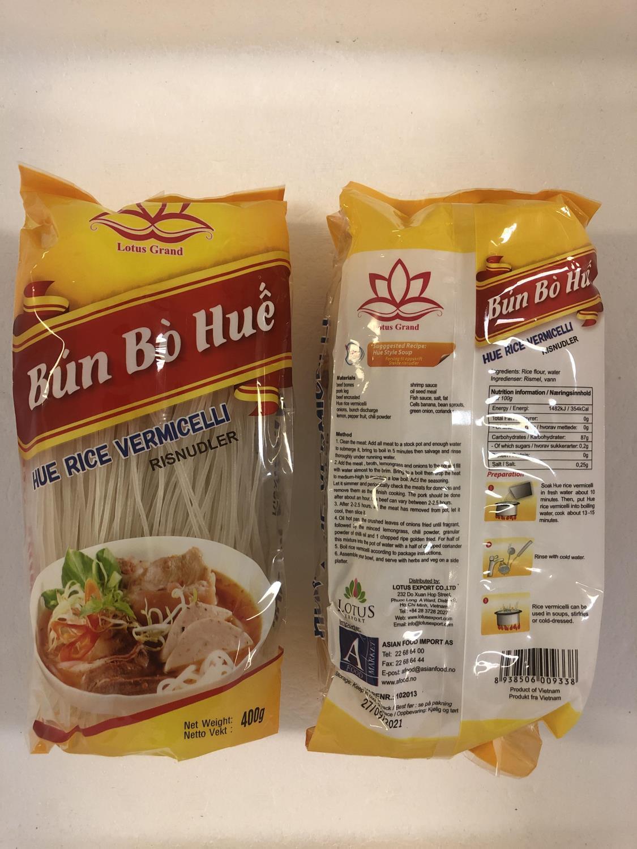 LOTUS Hue Rice Vermicelli 400g