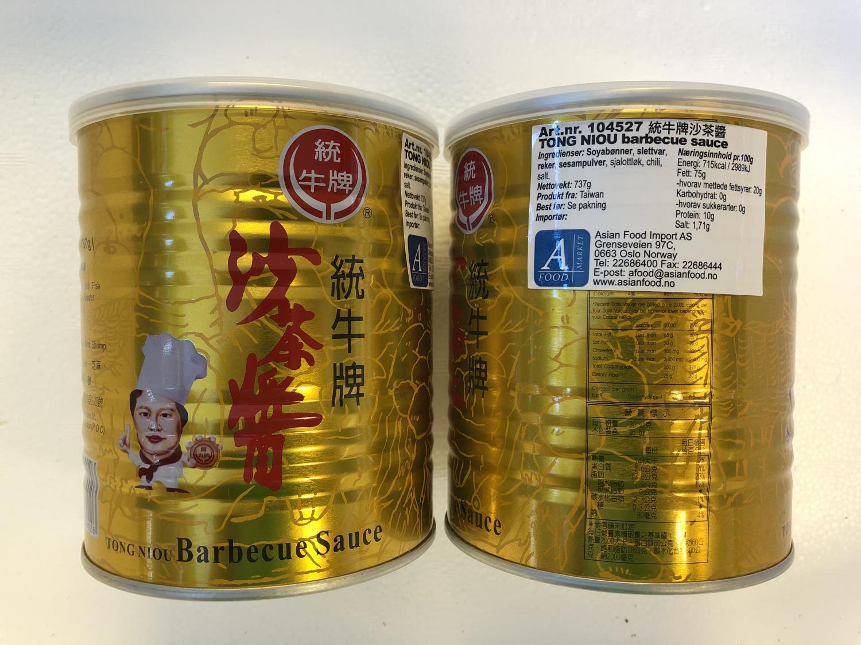 TONG NIU BBQ Sauce 737g