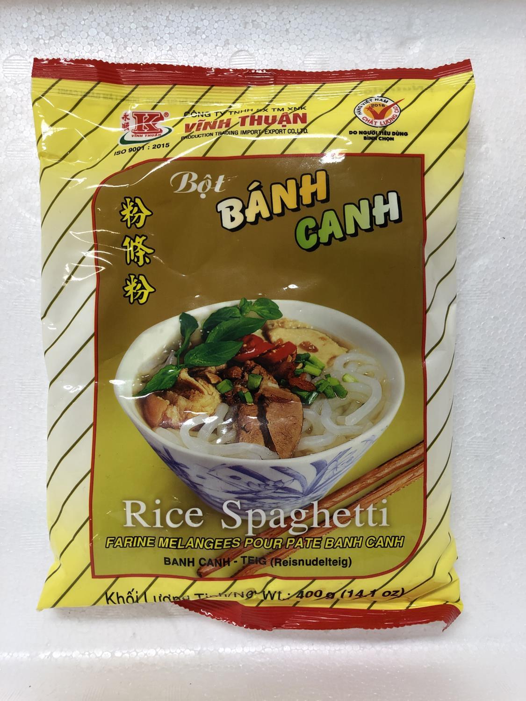 'VINH THUAN Rice Spaghetti Flour 400gr