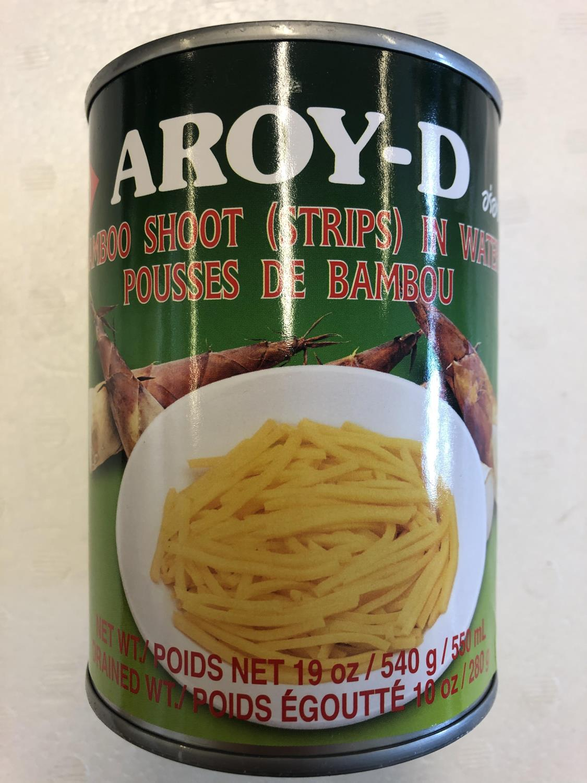 'AROY-D BAMBOO Shoot Strips 540gr