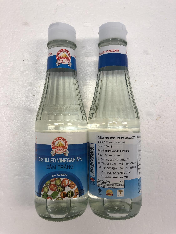 'GOLDEN MOUNTAIN Distilled Vinegar 5% 200ml