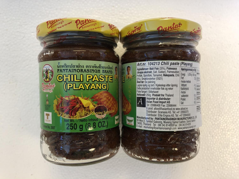 'PANTAI Chili Paste Playang 250gr