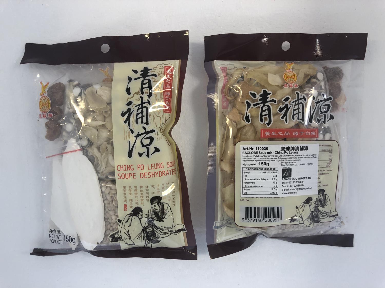 EAGLOBE Ching Po Leung Soup Mix 150g