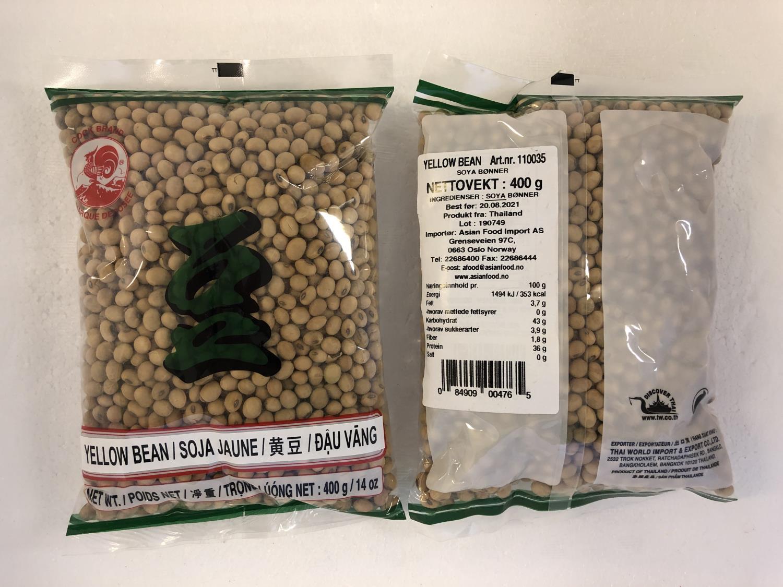 COCK Yellow Bean 400g