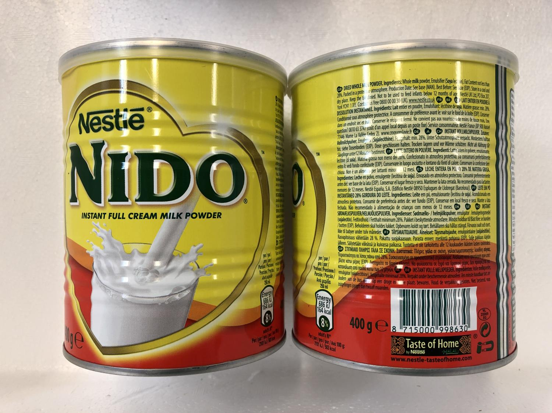 'NESTLE Nido Cream Milk Powder 400g