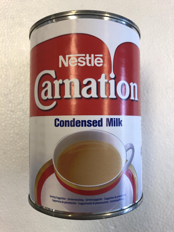 'NESTLE Carnation Condensed Milk 410gr å