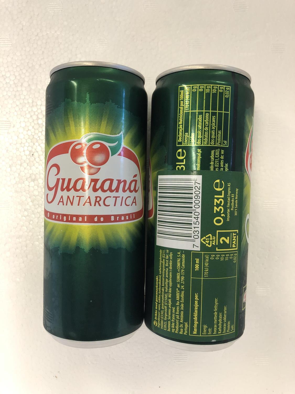 'ANTARCTICA Guarana 330ml