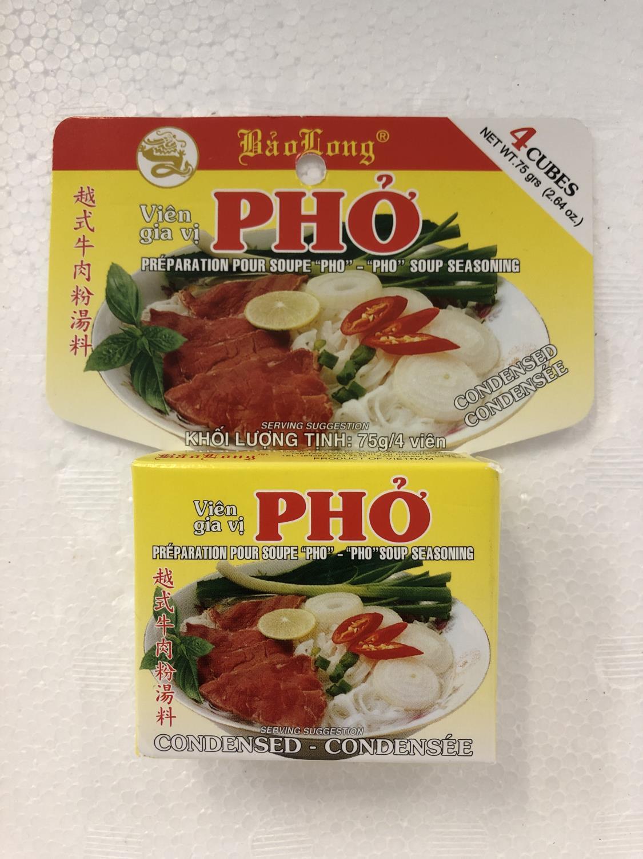 'BAO LONG Soup Seasoning Pho 75gr