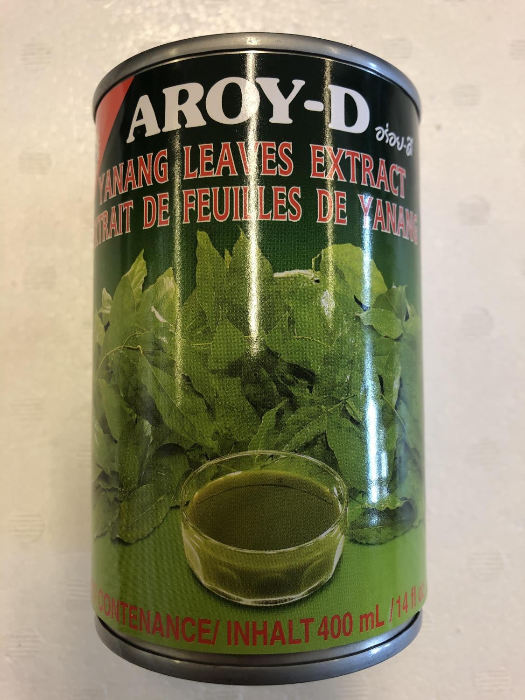 'AROY-D Yanang Leaves Extract 400ml
