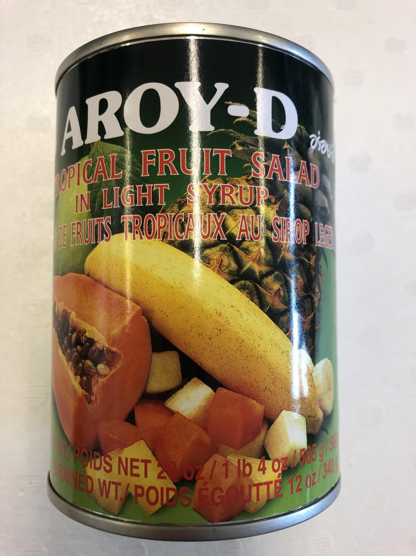 'AROY-D Tropical Fruit Salad 565gr