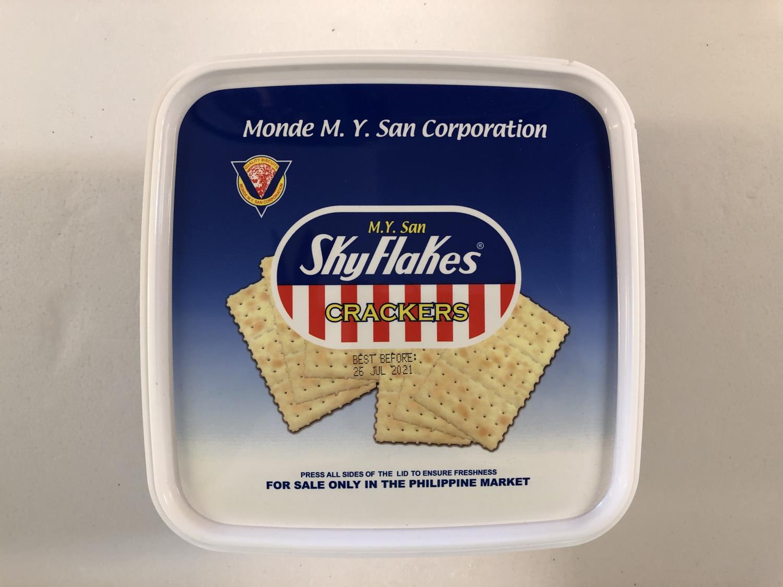M.Y. SAN Sky Flakes Crackers Box 850g