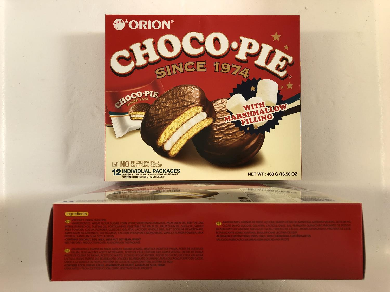ORION Choco Pie 468g