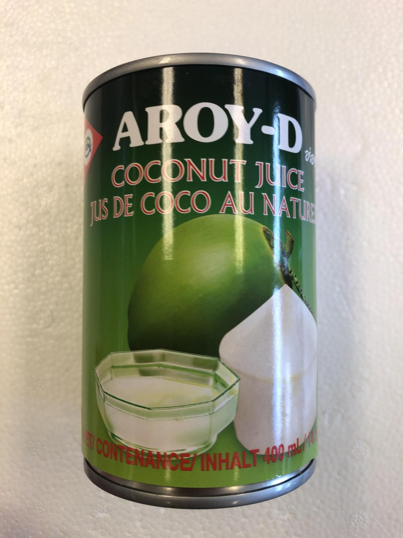 'AROY-D Coconut Juice 400ml