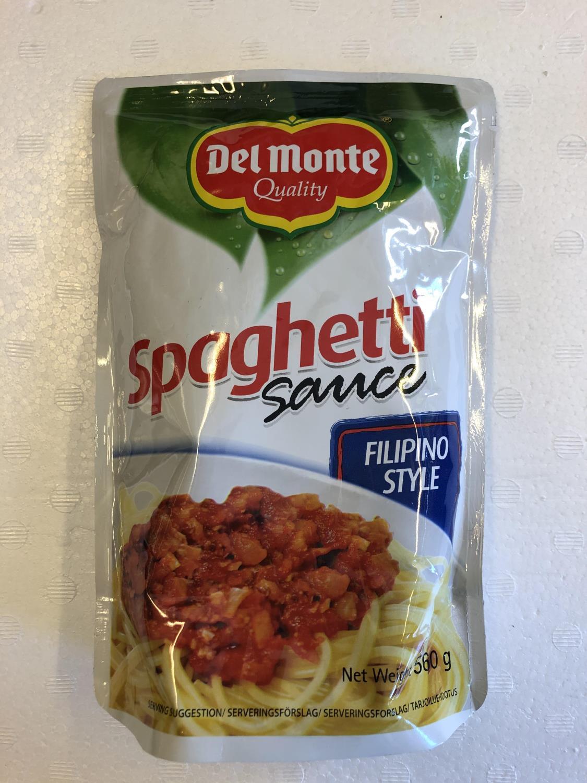 'DEL MONTE Spaghetti Sauce Filipino Style 560g