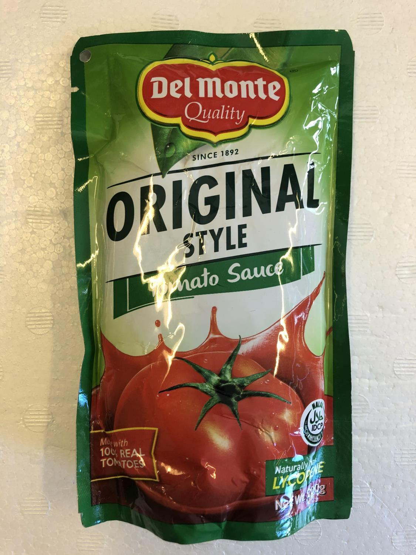 'DEL MONTE Tomato Sauce Original 200g