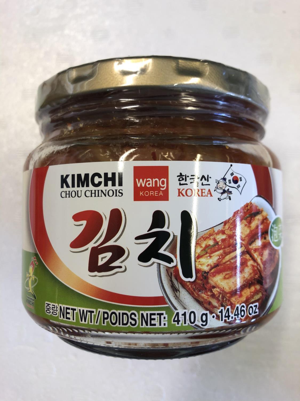 'WANG Korea Kimchi Chou Chinois 410g