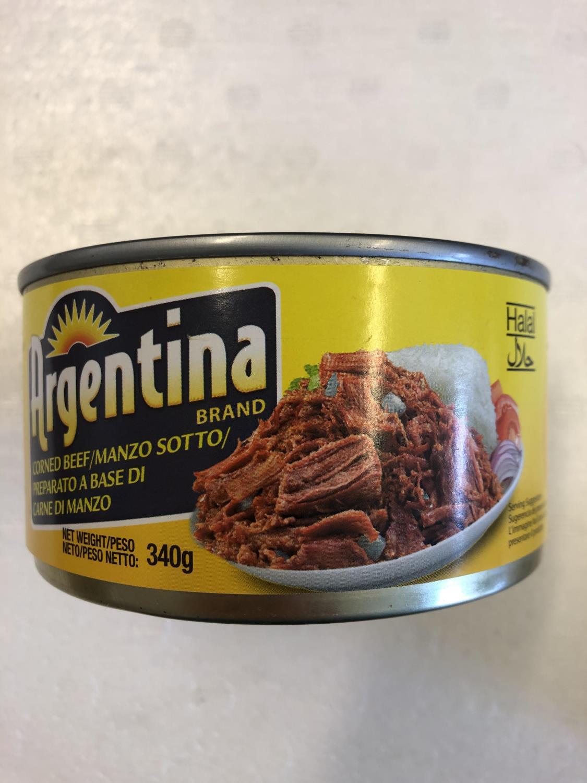 'ARGENTINA Corned Beef 340g