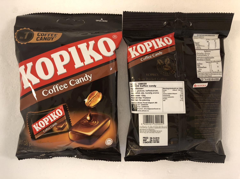 'KOPIKO Coffee Candy 150gr