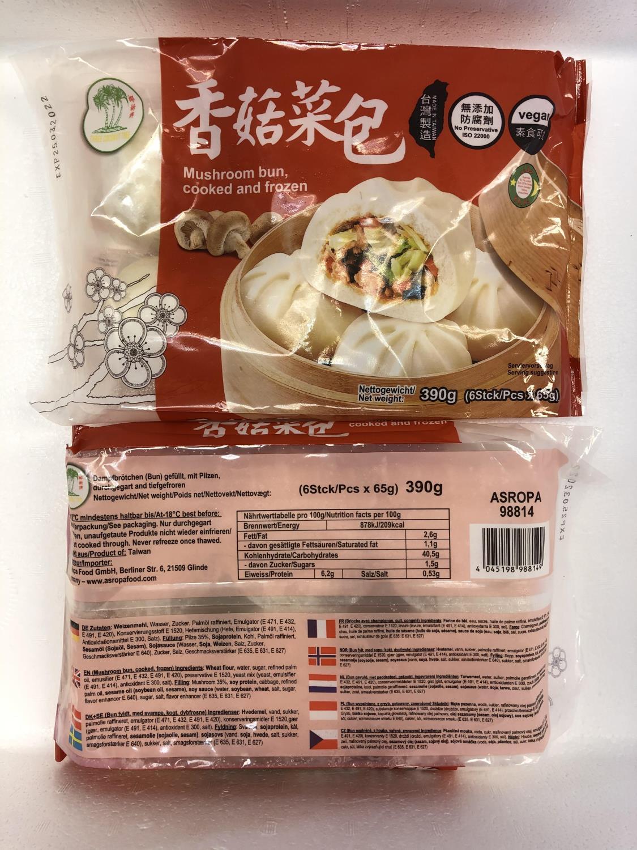 LOTUS TCT CHI MEI Mushroom Bun 390gr æ