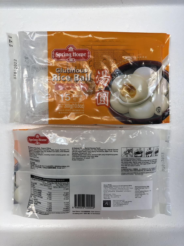 SH Glutinous Rice Ball Peanut 300gr æ