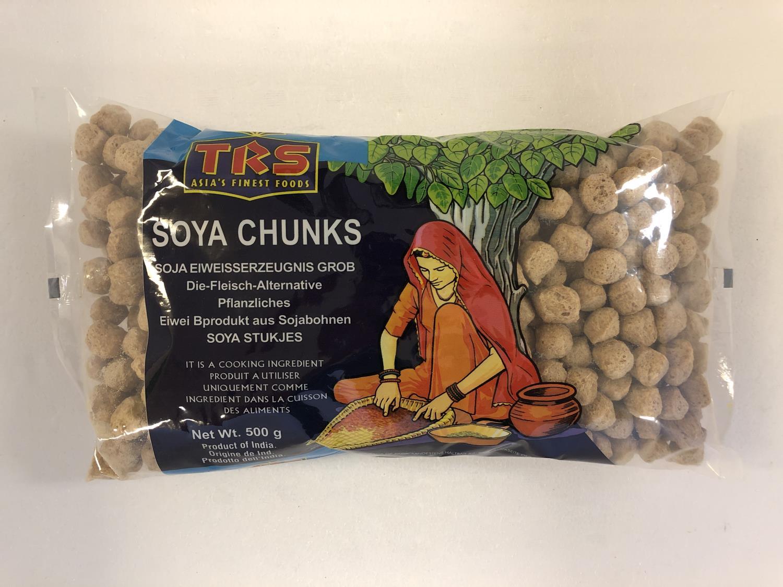 TRS Soya Chunks 500g