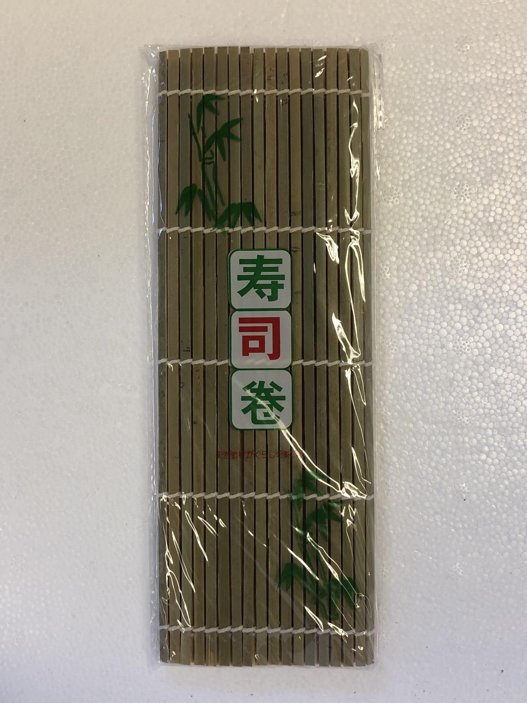 'Bamboo Sushi Mat 27cm