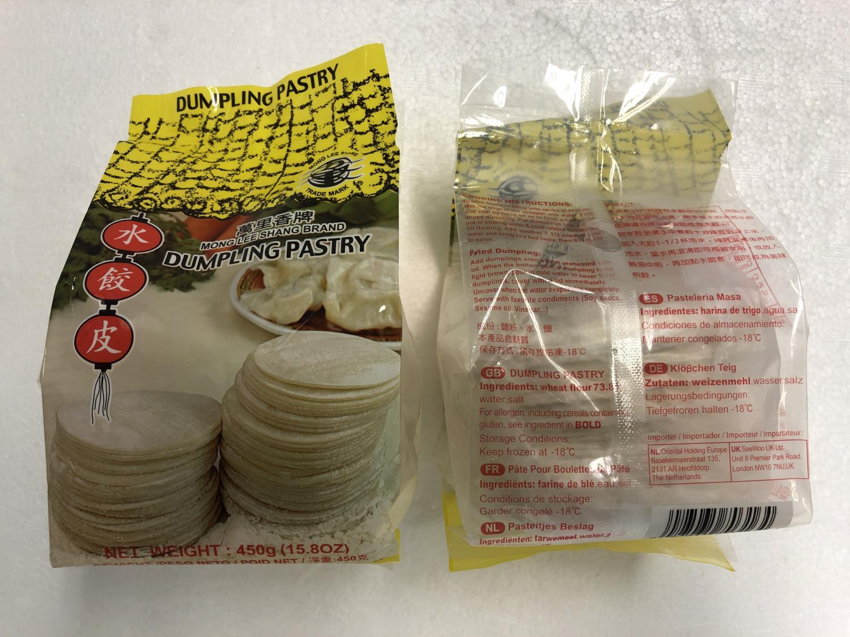 MLS Dumpling Pastry 450gr å