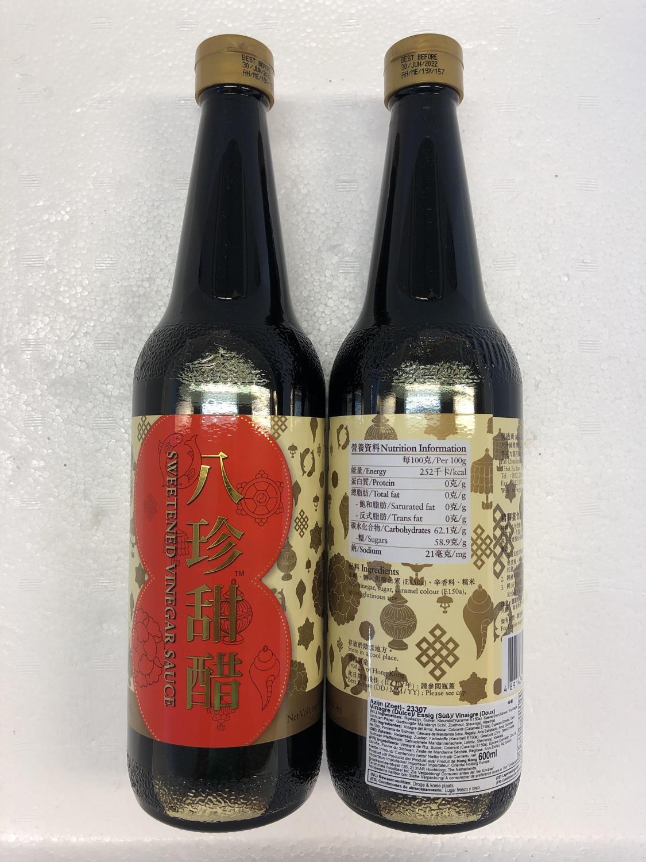 PAT CHUN Sweetened Vinegar 600ml