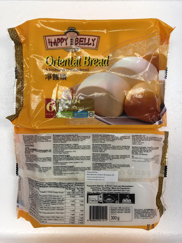 SH Oriental Bread Plain