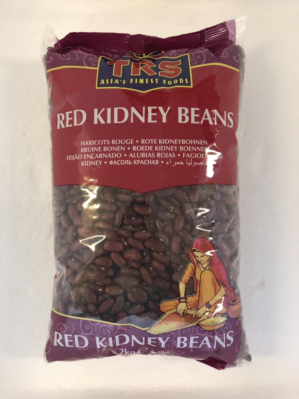 'TRS Red Kidney Beans 2kg å
