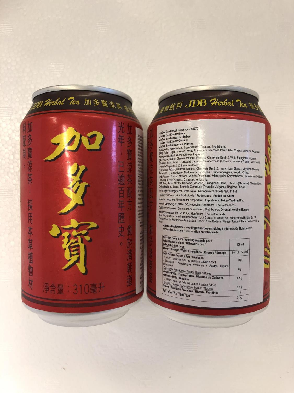JIADUOBAO Herbal Tea 310ml å