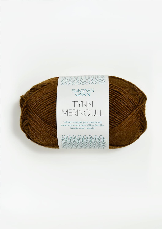 2564 Tynn Merinoull Gyllenbrun