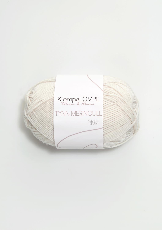 1013 KlompeLOMPE Tynn Merinoull Kitt