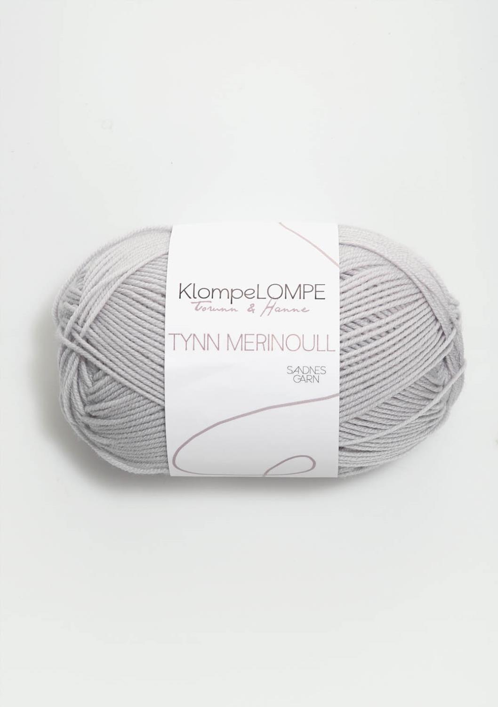 1020 KlompeLOMPE Tynn Merinoull Mørk Kitt