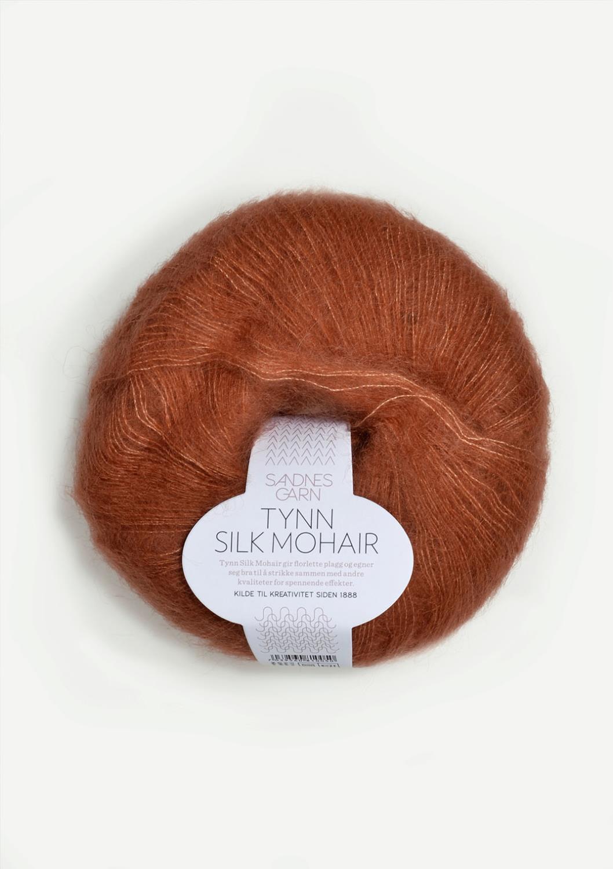3044 Tynn Silk Mohair Gresskar