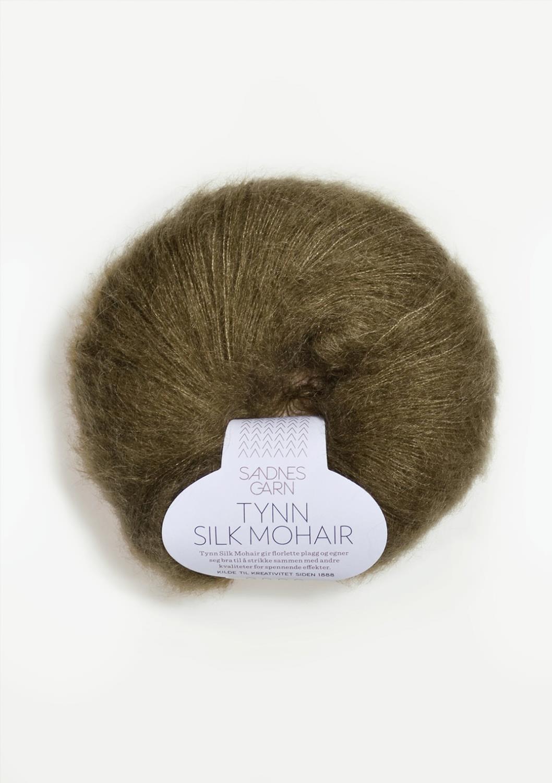 9862 Tynn Silk Mohair Kapers
