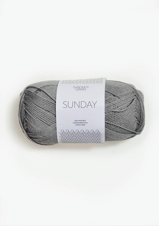 1045 Sunday Lys Grå