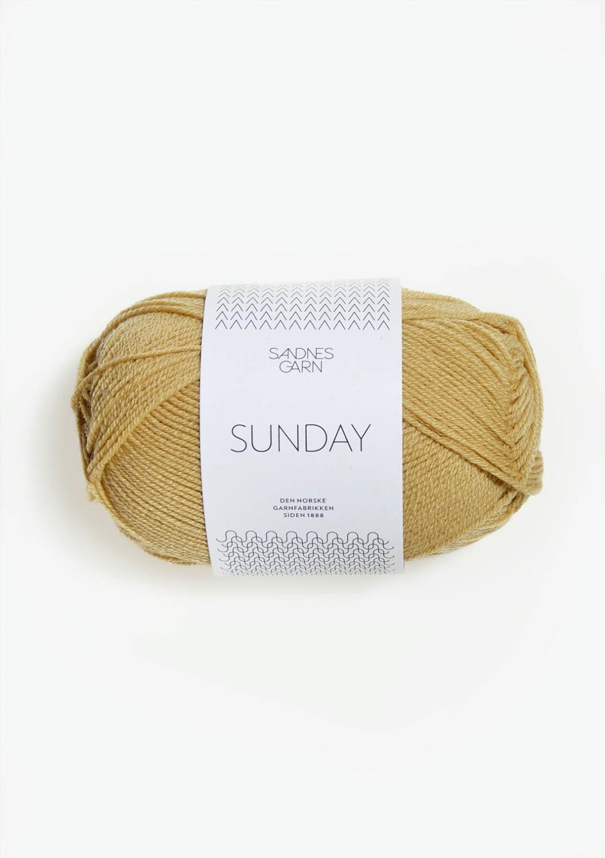 2123 Sunday Strågul