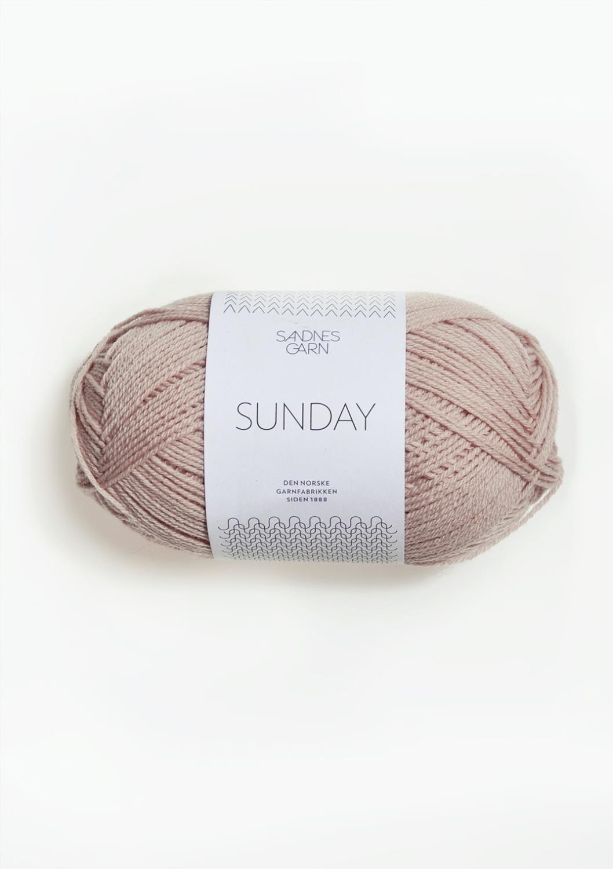 3511 Sunday Pudder Rosa