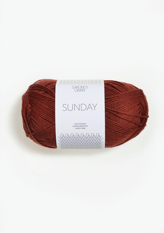 3554 Sunday Rust