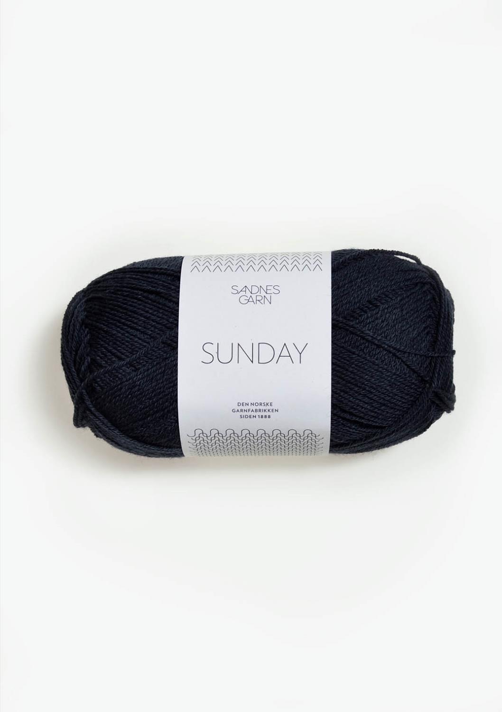 6581 Sunday Mørk Gråblå