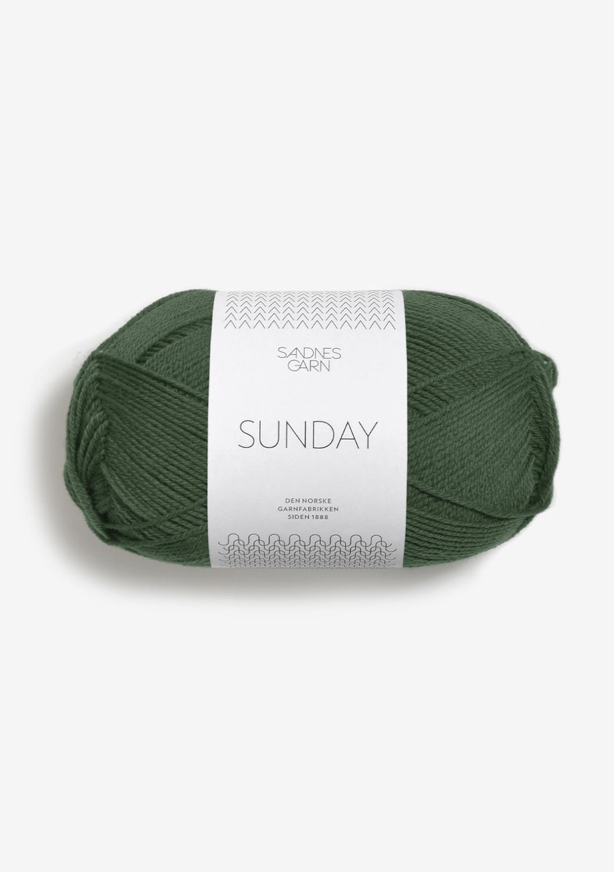 8082 Sunday Skoggrønn