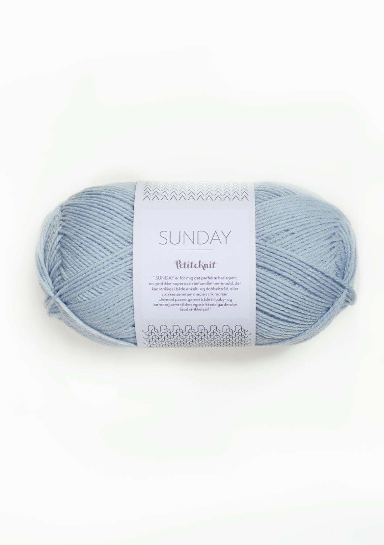 6012 PetitKnit Sunday Diamond Blue