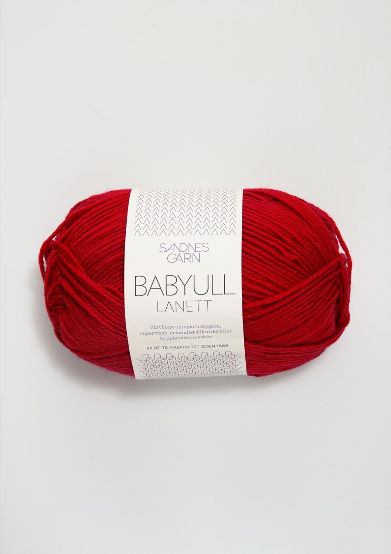 4128 Babyull Lanett Rød
