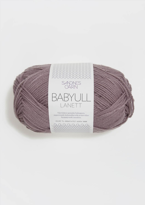 4331 Babyull Lanett Dus Lilla