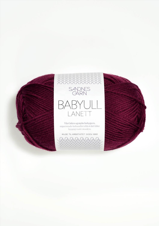 4345 Babyull Lanett Vinrød
