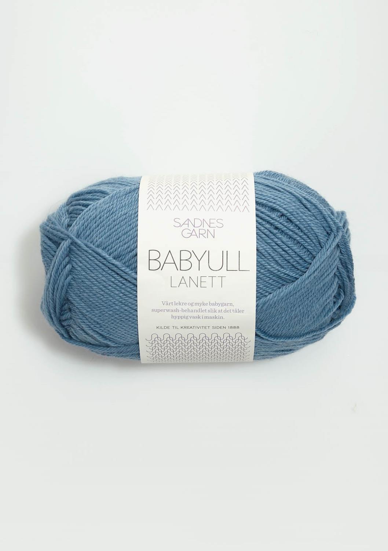 6033 Babyull Lanett mellomblå
